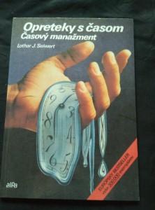 náhled knihy - Opreteky s časom (Časový manažment)