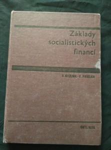 náhled knihy - Základy socialistických financí