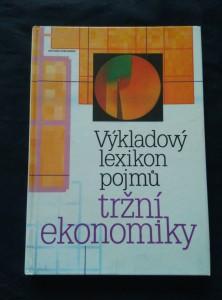 náhled knihy - Výkladový lexikon pojmů tržní ekonomiky (A4, lam, 216 s.)