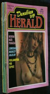 náhled knihy - Danubian top Herald č. 3, 5, 13, 21-25, 29-34