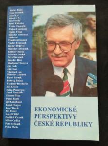 náhled knihy - Ekonomické perspektivy ČR (Obr, 320 s.)