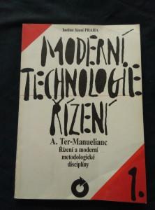 náhled knihy - Moderní technologie řízení 1 - Řízení a moderní metodologické disciplíny (A4, Obr, 169 s.)