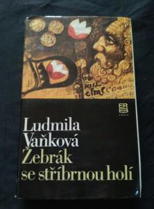 náhled knihy - Žebrák se stříbrnou holí (Ocpl, 464 s., il. K. Franta)