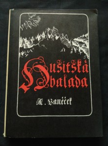 náhled knihy - Husitská balada (Jan Žižka) - il. J. Kosmanová