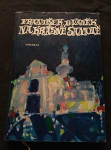 náhled knihy - Na krásné samotě (A4, 264 s., ob a il. M. Troup)
