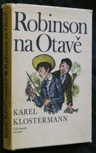 náhled knihy - Robinson na Otavě a jiné příběhy ze Šumavy