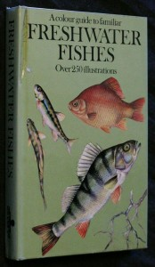 náhled knihy - A colour guide to familiar Freshwater fishes