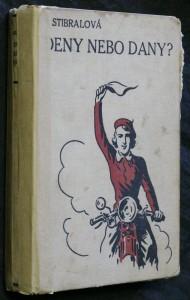 náhled knihy - Deny, nebo Dany? : dívčí román