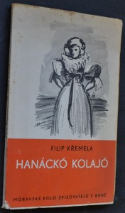 náhled knihy - Hanáckó kolajó : rozverny kóske před kopó let