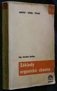 náhled knihy - Základy organické chemie