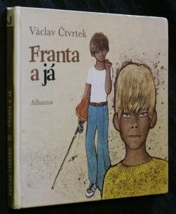 náhled knihy - Franta a já