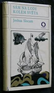 náhled knihy - Sám na lodi kolem světa