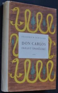 náhled knihy - Don Carlos, infant španělský : Dramatická báseň ; Listy o \