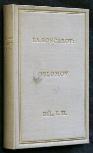 náhled knihy - Oblomov I. a II. díl