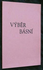 náhled knihy - Výběr básní