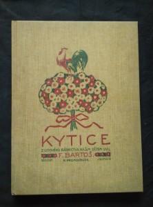 náhled knihy - Kytice z lidového básnictví našim dětem uvil F. Bartoš (reprint z r. 1929,A4, pv, 160 s., il. A. Kašpar)