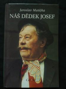 náhled knihy - Náš dědek Josef (lam,160 s, foto z filmu)