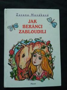 náhled knihy - Jak beránci zabloudili (lam, 104 s., ob a il. L. Nováková)