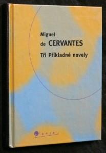 náhled knihy - Tři Příkladné novely