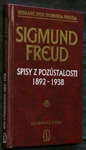 náhled knihy - Spisy z pozůstalosti : 1892-1938