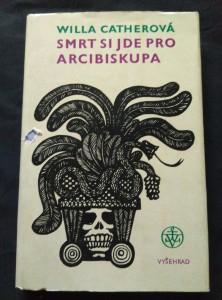 náhled knihy - Smrt si jde pro arcibiskupa (Ocpl. 207 s.)
