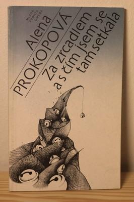 náhled knihy - Za zrcadlem a s čím jsem se tam setkala