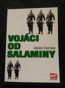 náhled knihy - Vojáci od Salaminy (Obr, 232 s.)