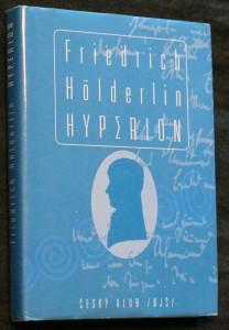 náhled knihy - Hyperion, aneb, Eremita v Řecku