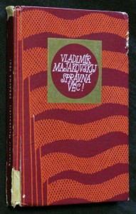 náhled knihy - Správná věc! : báseň o Říjnu
