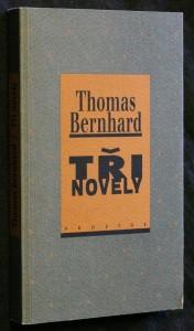 náhled knihy - Tři novely