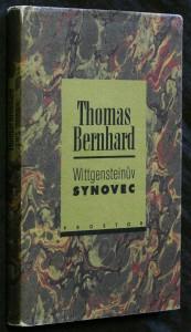 náhled knihy - Wittgensteinův synovec : (o jednom přátelství)