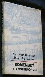 náhled knihy - Komenský v Amsterodamu