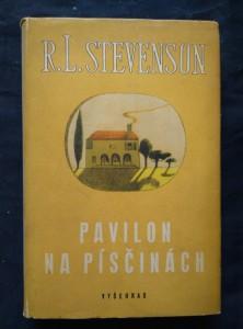 náhled knihy - Pavilon na písčinách (Ocpl, 656 s., ob a il. F. Tichý)