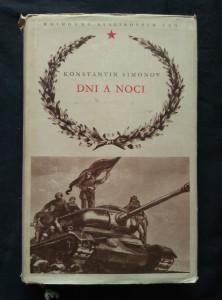náhled knihy - Dni a noci (Ocpl, 268 s., 12 příl., ob a il K. Vaca)