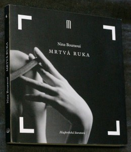 náhled knihy - Mrtvá ruka