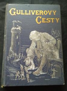 náhled knihy - Gulliverovy cesty do mnohých a vzdálených končin světa (Ocpl, 360 s., přel. Jan Váňa)