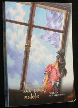 náhled knihy - Tam, kde padají andělé