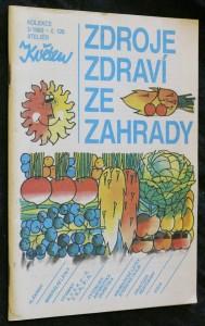 náhled knihy - Zdroje zdraví ze zahrady č. 126