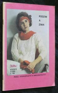 náhled knihy - Podzim a zima 3/1990, č. 130