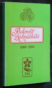 náhled knihy - Rukověť zahrádkáře 1989-1990