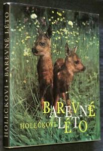 náhled knihy - Barevné léto