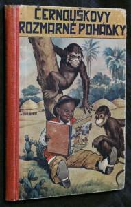 náhled knihy - Černouškovy rozmarné pohádky