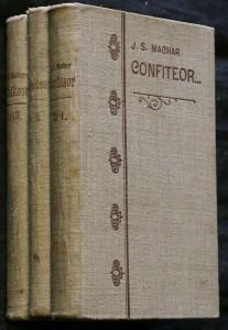 náhled knihy - Confiteor...3 svazky