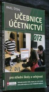 náhled knihy - Učebnice účetnictví 2012 : pro střední školy a veřejnost