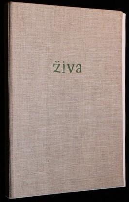 náhled knihy - Živa 1.-6. 1986