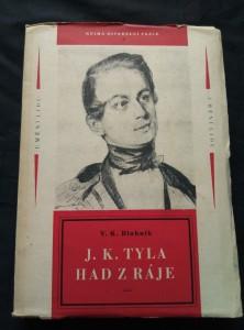 náhled knihy - J. K. Tyla had z ráje (Obr., il. Z. Rossmann)