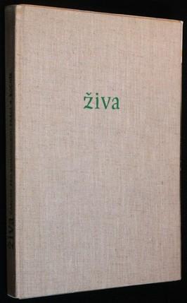 náhled knihy - Živa 1.-6. 1984