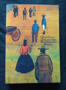 náhled knihy - Dobrodružství Huckleberryho Finna (il. K. Lhoták)