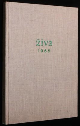 náhled knihy - Živa 1.-6. 1965