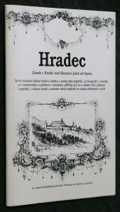 náhled knihy - Hradec